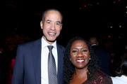 Charles Phillips and Sherrilyn Ifill Photos Photo