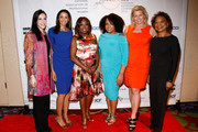 Amanda Steinberg, Dr. Holly Phillips, Star Jones, Lisa Price, Emme and Dr. Priscilla Douglas attend the  NAPW 2014 Conference - Day 2 on April 25, 2014 in New York City.