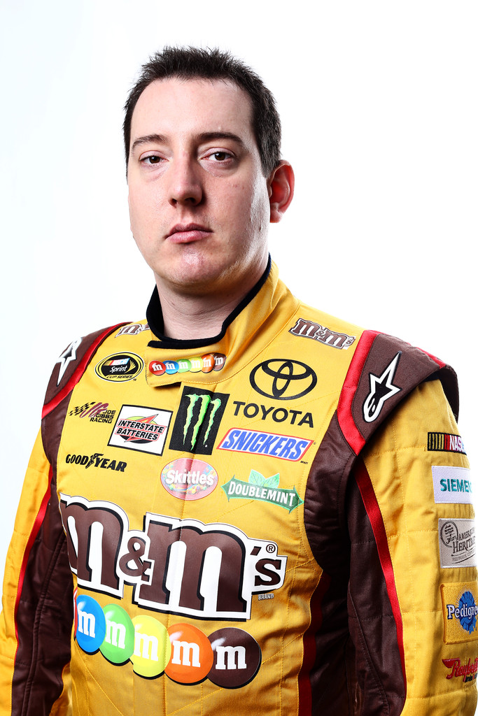 Shoutout to samantha on this one nascar - Pictures of kyle busch s car ...
