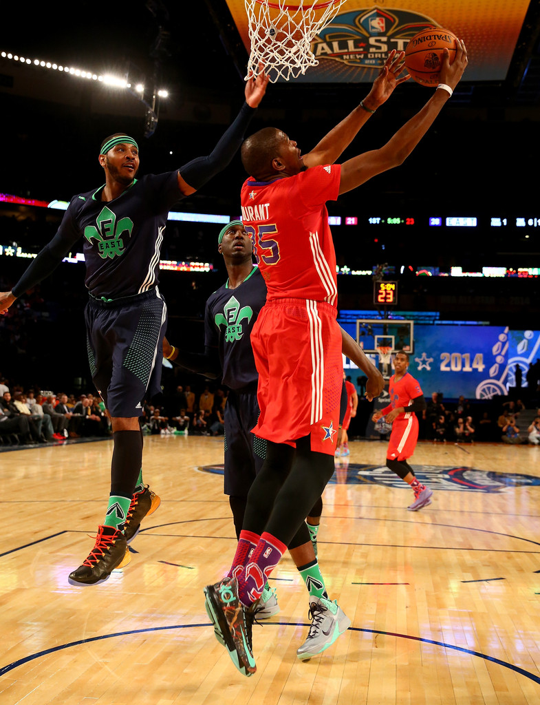 NBA All-Star Game 2014 final score: East erases 18-point ...