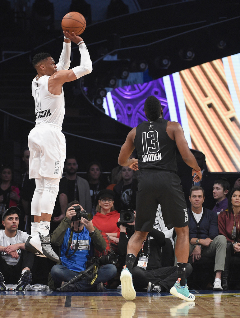 nba allstar game 2018 zimbio