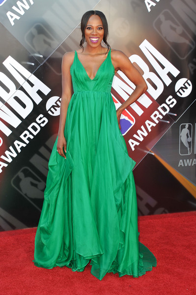 NBA Awards Show 2018 - Arrivals - 119 of 121