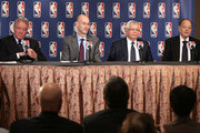 Adam Silver Glen Taylor Photos Photo