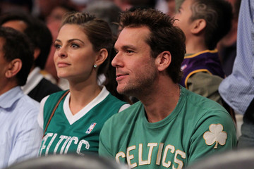 Maria Menunos NBA Finals Game 6:  Boston Celtics v Los Angeles Lakers
