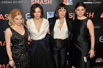 """Katharine McPhee Megan Hilty NBC Entertainment & The Cinema Society With Volvo Host The World Premiere Of """"Smash"""" - Inside Arrivals"""
