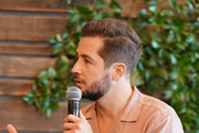 Michael Angarano attends 20th Century Fox Television and NBC's 'This Is Us' Pancakes with the Pearsons panel at 1 Hotel West Hollywood on August 10, 2019 in West Hollywood, California.