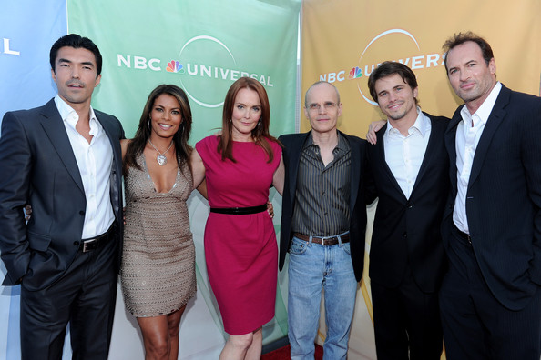 Cast of The Event on NBC