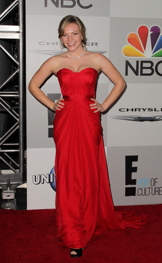 Actress Eloise Mumford attends the NBC/Universals 71st