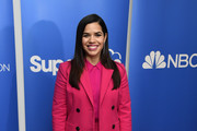 "America Ferrera attends NBC And Universal Television's ""Superstore"" Academy For Your Consideration screening at Universal Studios Hollywood on March 05, 2019 in Universal City, California."