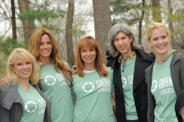 Jill Zarin Alex McCord NBCUniversal's Central Park Beautification Project