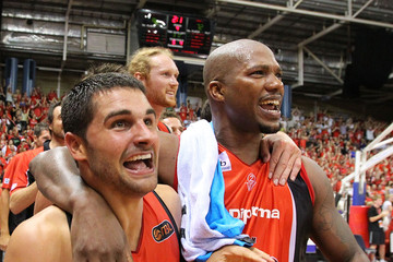 Galen Young NBL Grand Final Series - Wildcats v Hawks: Game 3