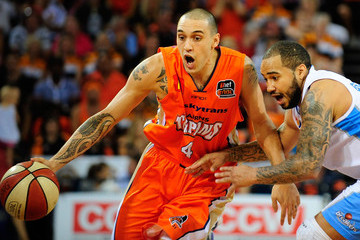 Lindsay Tait NBL Grand Final - Taipans v Breakers: Game 2