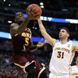 A.J. English and Georges Niang Photos