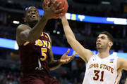 A.J. English and Georges Niang Photos Photo