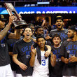 Andrew Harrison and Karl-Anthony Towns Photos