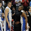 Nolan Smith and Miles Plumlee Photos