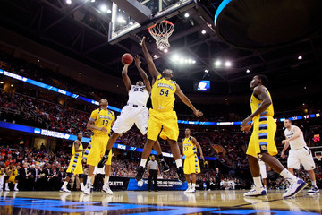 Jamel McLean NCAA Basketball Tournament - Second Round - Cleveland