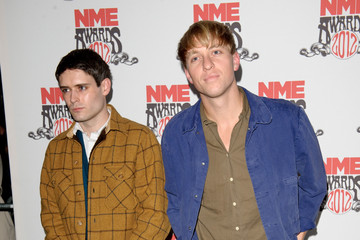 Jonathan Pierce NME Awards 2012 - Arrivals
