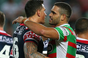 Greg Inglis and Sonny Bill Williams Photos Photo