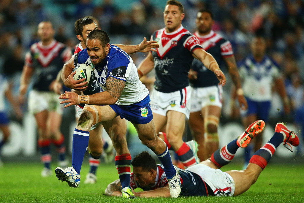 sydney roosters vs canterbury bulldogs 2013 dodge - photo#20