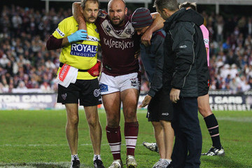 Glenn Stewart NRL Rd 15 - Sea Eagles v Storm