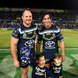 Johnathan Thurston and Matthew Scott Photos