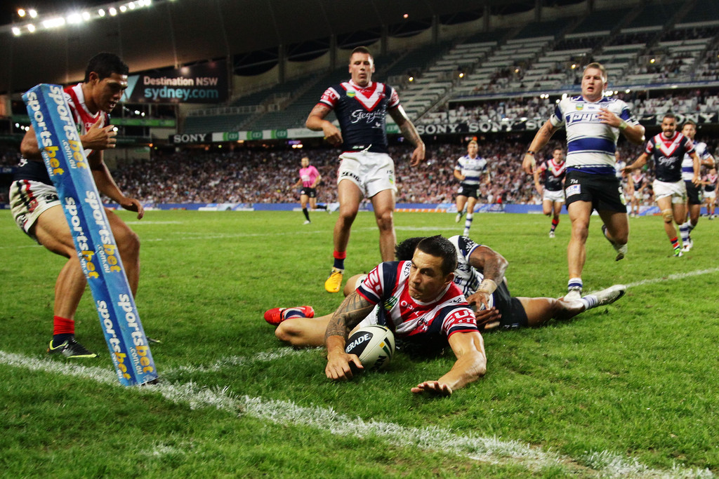 sydney roosters vs canterbury bulldogs 2013 dodge - photo#35