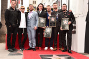 Joey Fatone and Justin Timberlake Photos Photo