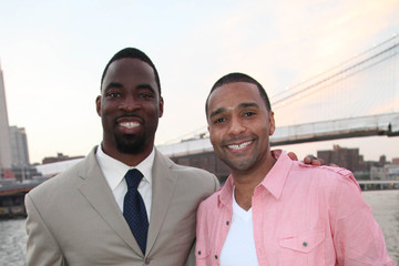 DJ Mad Linx NY Giants Justin Tuck VIP Charity Reception