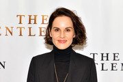 """Michelle Dockery attends the NY Photo Call for """"The Gentlemen"""" at The Whitby Hotel on January 11, 2020 in New York City."""