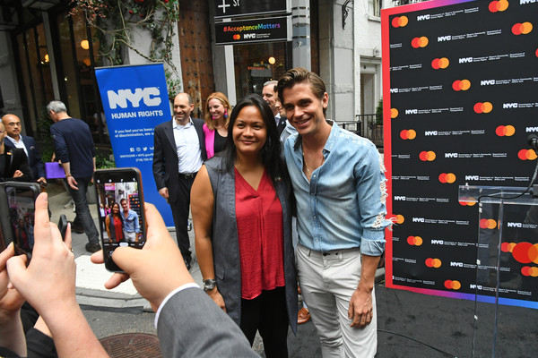 NYC Commission On Human Rights And Mastercard Host #AcceptanceMatters Panel And Unveil 'Acceptance Street' During WorldPride 2019