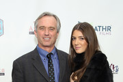 Activist/ author Robert F. Kennedy Jr. and daughter Kyra Kennedy attend the New York City screening of 'Trace Amounts' at New York University School of Law Tishman Auditorium on March 24, 2015 in New York City.