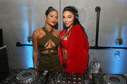 Christina Milian Chantel Jeffries Photos Photo