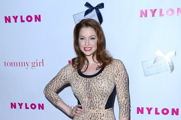 Viva Bianca NYLON Magazine Celebrates The Annual May Young Hollywood Issue - Arrivals