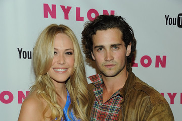 Spencer Falls Sarah Carroll NYLON Magazine's May Young Hollywood Issue Celebration - Arrivals