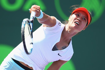 Na Li Sony Ericsson Open - Day 7