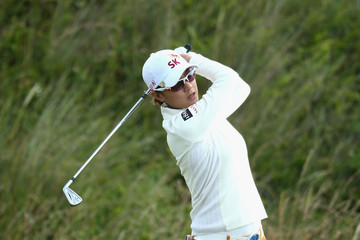 Na Yeon Choi Ricoh Women's British Open: Day 2