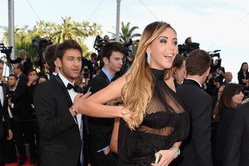 "Nabilla Benattia ""The Homesman"" Premiere - The 67th Annual Cannes Film Festival"