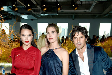 Nacho Figueras Delfina Blaquier Jason Wu Collection - Front Row - September 2019 - New York Fashion Week: The Shows