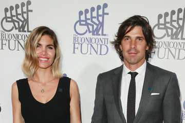 Nacho Figueras 31th Annual Great Sports Legends Dinner to Benefit the Buoniconti Fund to Cure Paralysis - Arrivals