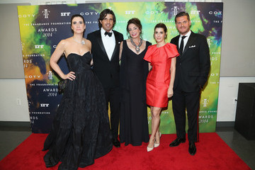 Nacho Figueras Inside the Fragrance Foundation Awards