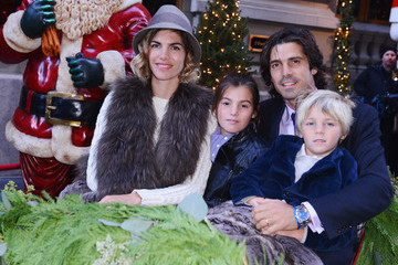 Nacho Figueras Nacho Figueras And St. Regis Hotels & Resorts Celebrate The Holiday Season