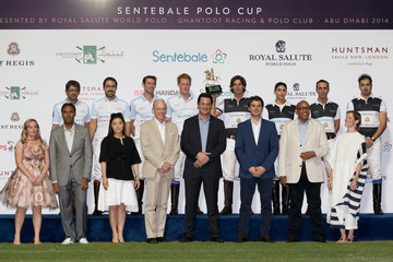 Nacho Figueras The Sentebale Polo Cup