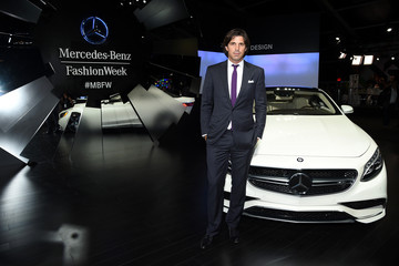 Nacho Figueras Mercedes-Benz Fashion Week Spring 2015 - Official Coverage - People And Atmosphere Day 6