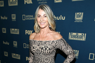 Nadia Comaneci FOX, FX And Hulu 2019 Golden Globe Awards After Party - Red Carpet
