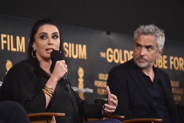 Nadine Labaki HFPA And American Cinematheque Present The Golden Globe Foreign-Language Nominees Series 2019 Symposium