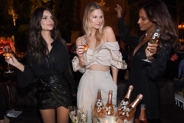 Nadine Leopold Perrier-Jouet Hosts Intrigue Nightclub One-Year Anniversary Party At Wynn Las Vegas