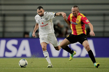 Nadir Belhadj Esperance Sportive De Tunis v Al-Sadd Club - FIFA Club World Cup Quarter Final