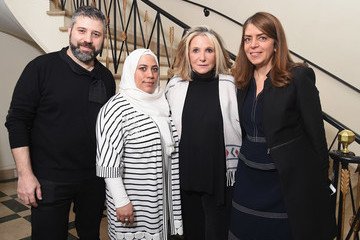 Nancy Abraham New York Premiere of 'Cries From Syria'