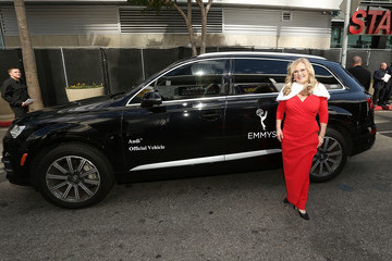 Nancy Cartwright Audi Celebrates the 69th Primetime Creative Arts Emmy Awards